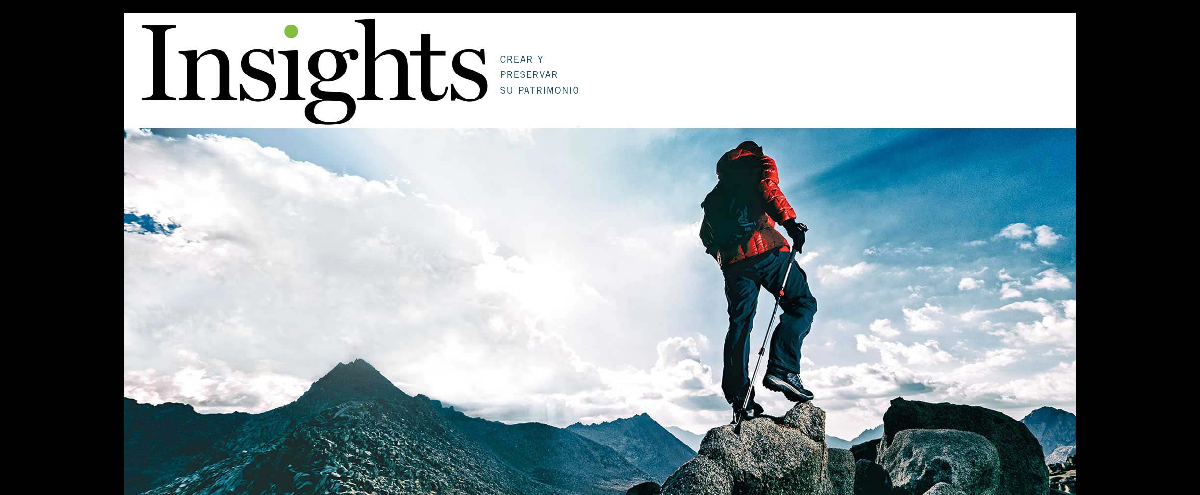 Revista Wealth Insights de otoño de 2016